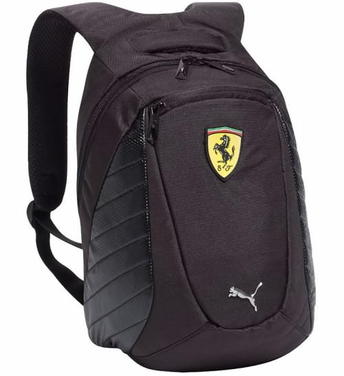 PUMA FERRARI BACK PACK - BLACK