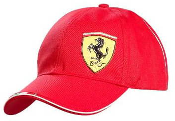 2010 PUMA FERRARI TEAM CAP - RED