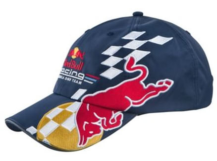 2010 CASQUETTE RED BULL RACING - BLEU