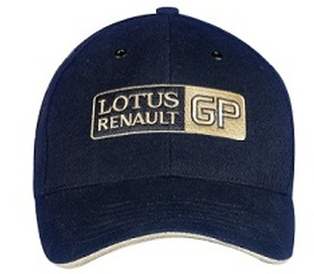 2011 LOTUS GP RENAULT F1 TEAM CAP