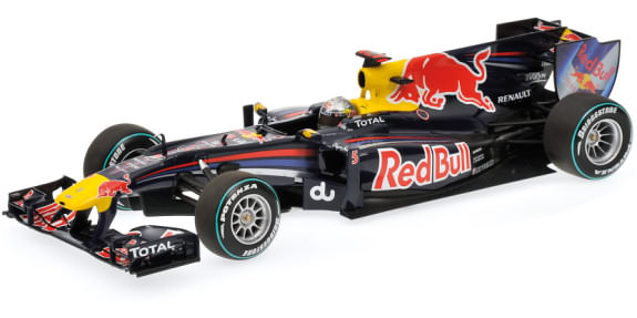 1/18 2010 RED BULL RACING RB6 ABU DHABI GP� SEBASTIEN VETTEL