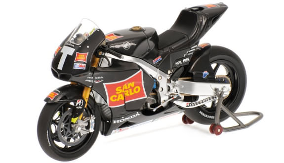2011 HONDA RC212V TEST BIKE� MARCO SIMONCELLI