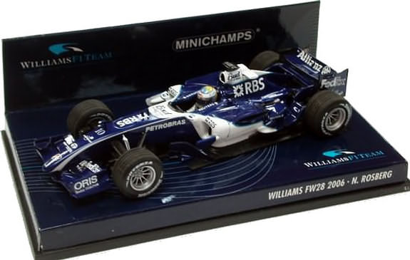 2006 WILLIAMS FW28 � NICO ROSBERG