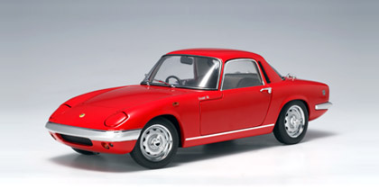 1/18 LOTUS ELAN COUPE S:E S3 - RED
