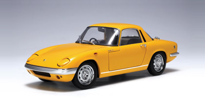 1/18 LOTUS ELAN COUPE S:E S3 - YELLOW