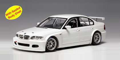 2005 BMW 320i (E46) WTCC PLAIN BODY VERSION - WHITE