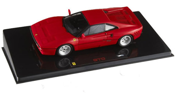 HOT WHEELS ELITE FERRARI 288 GTO - ROUGE