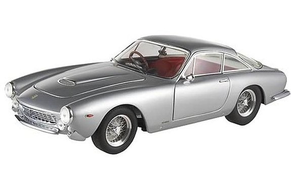 HOT WHEELS ELITE FERRARI 250 GT BERLINETTA - ERIC CLAPTON
