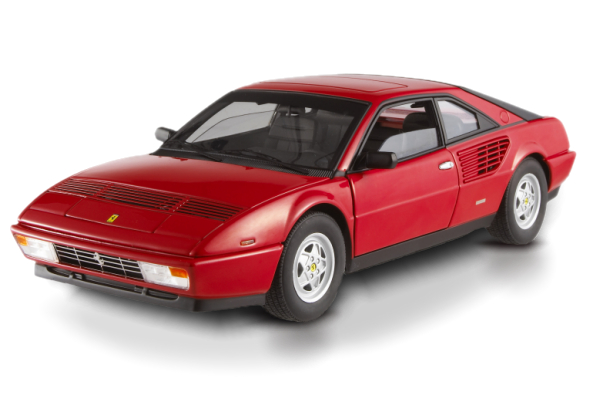 HOT WHEELS ELITE FERRARI MONDIAL 3.2 - RED