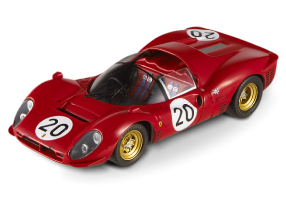 HOT WHEELS ELITE FERRARI 330 P4 LEMANS 1967 - #20