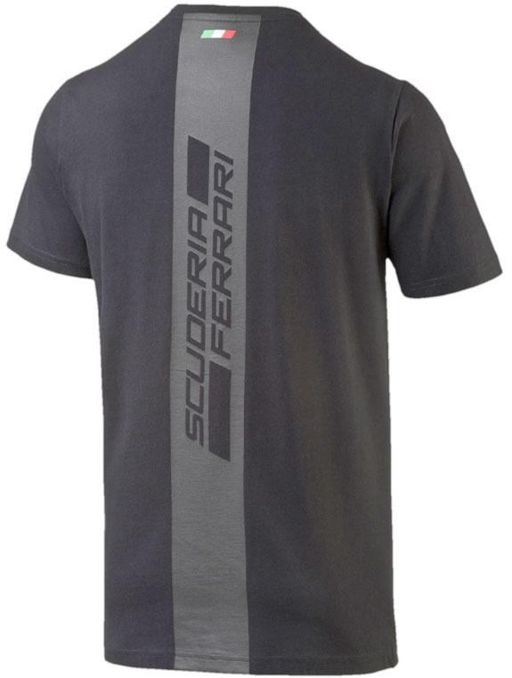 shield t logo polo short itm white ebay puma s sleeved shirt ferrari