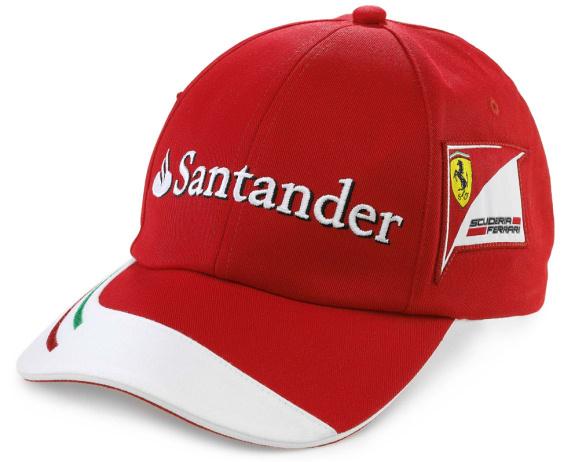2014 edition of the Puma Scuderia Ferrari replica team cap with adjustable  strap. 77eb25cf91b