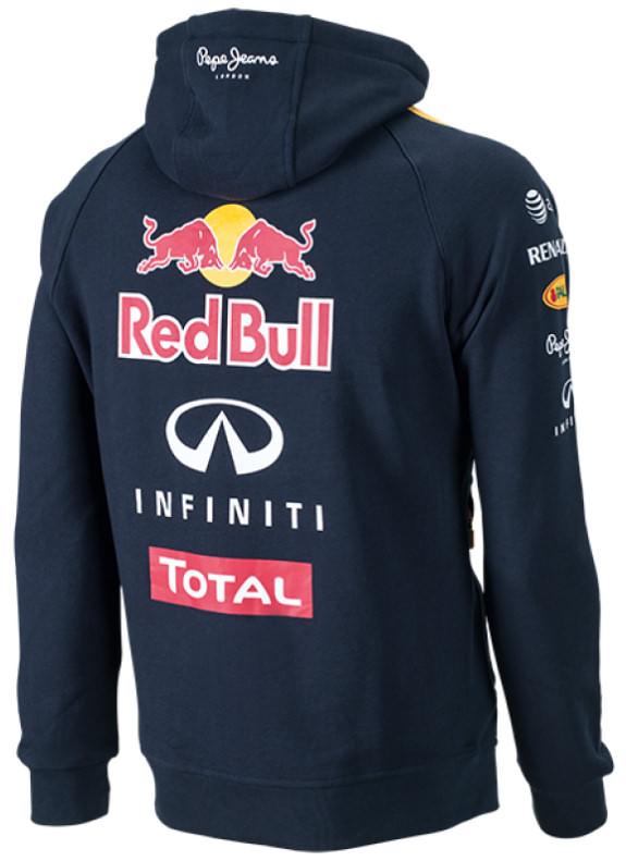 Red bull hoodies