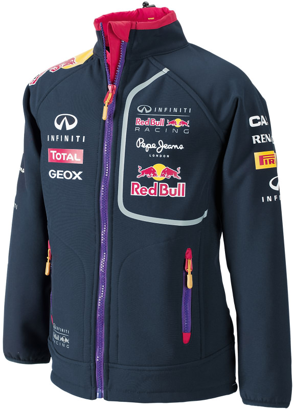 Authentic Pepe Jeans Infiniti Red Bull Racing F1 Team 2014