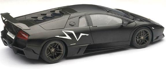 1 18 Lamborghini Murcielago Lp670 4 Sv Matt Black 74618 349 99