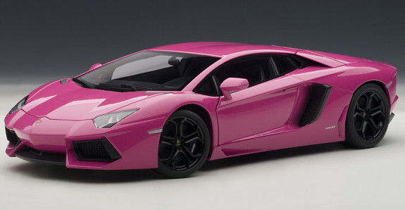 autoart 1 18 lamborghini aventador lp700 4 pink autoart 1 18 lamborghini aventador lp700 4. Black Bedroom Furniture Sets. Home Design Ideas