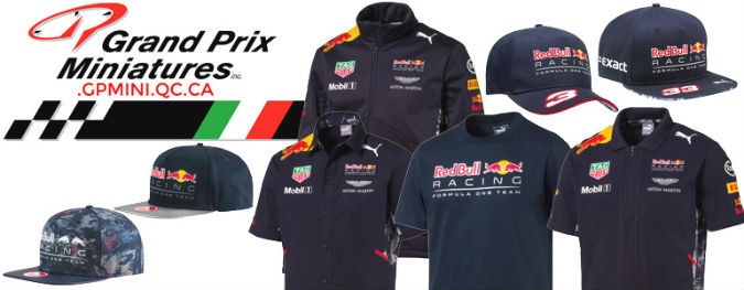 568add83 YOU ARE PURCHASING AN AUTHENTIC PUMA RED BULL RACING F1 TEAM TAG HEUER 2016  COLLECTION MEN'S TEAM T-SHIRT
